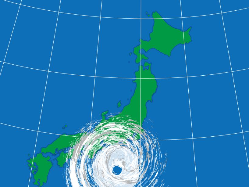 福山市台風