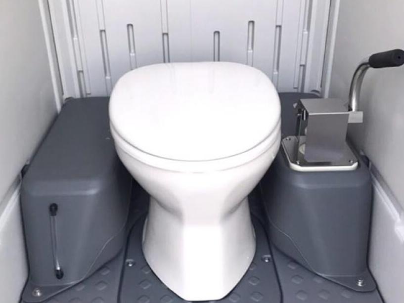 仮設トイレ快適