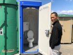 仮設トイレ販売